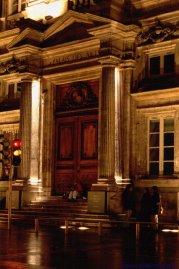 Lyon - Le palais Saint-Pierre
