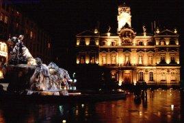 Lyon - L'Hôtel de ville