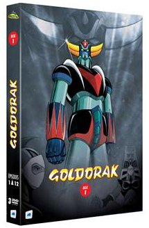 DVD Goldorak