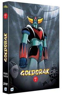 DVD Goldorak