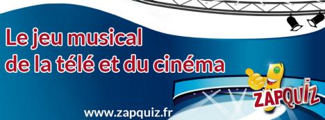 ZapQuiz | Quiz musical multi-joueurs en ligne - Séries TV,Films,Dessins-animés