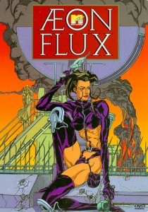 Dessins animés : Aeon Flux