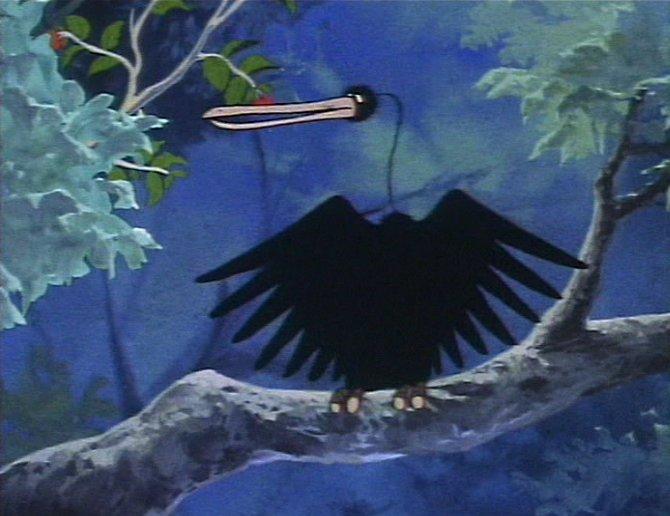 L'oiseau d'Albator