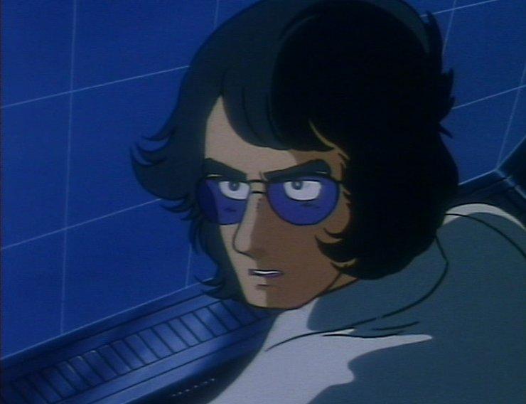 Le professeur Zon, l'ennemi d'Albator