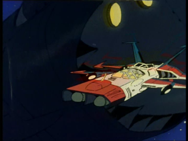 Un chasseur Aviscoot de l'Atlantis