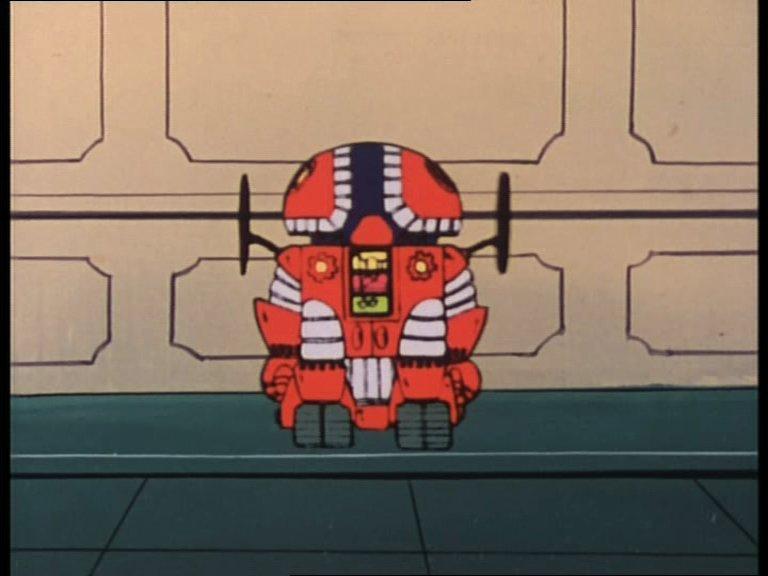 Le robot Bibop
