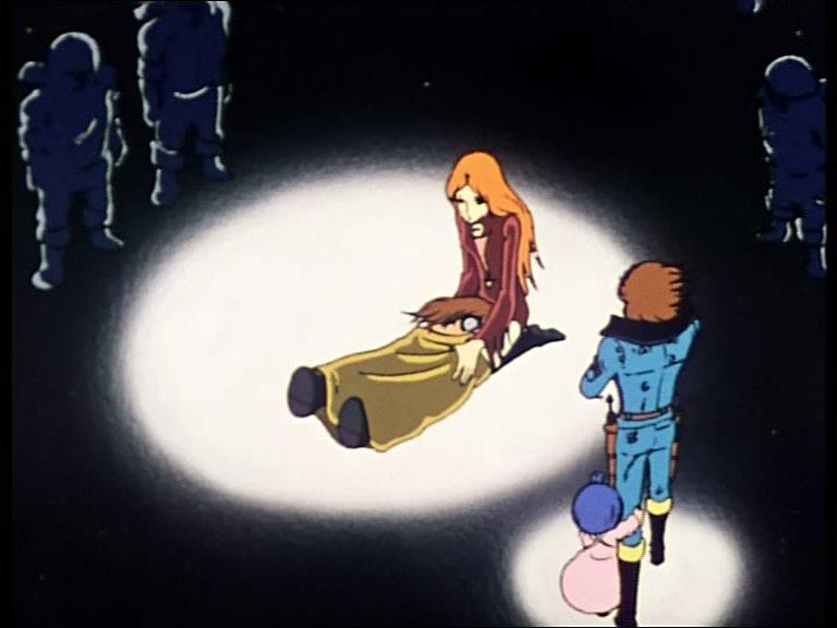 La mort de Toshiro