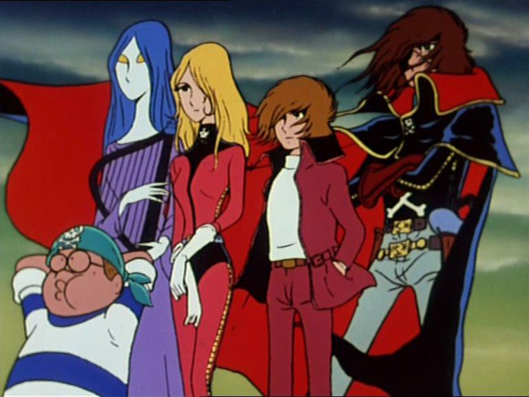 L'équipage de l'Atlantis