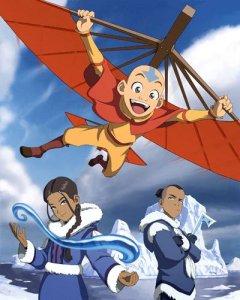 Dessins Animés : Avatar, le dernier maître de l'air (The Last Airbender)
