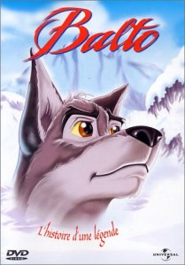 Dessins animés : Balto