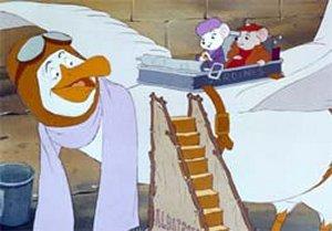 Dessins Animés : Bernard et Bianca (Walt Disney)