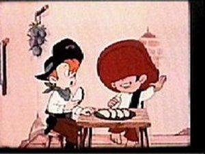 Dessins animés : Bucky et Pepito