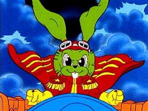 Dessins animés : Bucky O'Hare