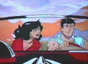Dessins Animés : Cadillacs et Dinosaures