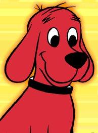 Dessins animés : Clifford le Grand Chien Rouge