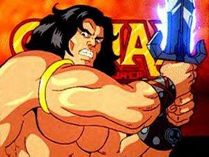 Dessins animés : Conan l'Aventurier