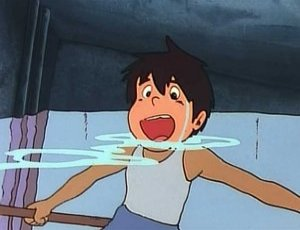 Dessins animés : Conan le Fils du Futur