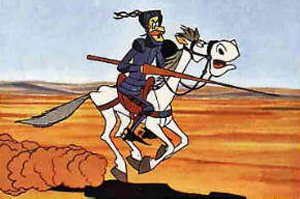 Dessins animés : Don Quichotte