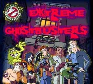 Dessins Animés : Extreme Ghostbusters