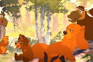 Dessins animés : Frère des Ours (Walt Disney)