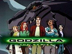 Dessins animés : Godzilla, la série
