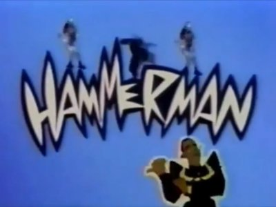 Dessins animés : Hammerman
