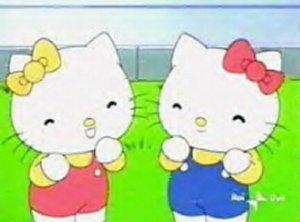 Dessins animés : Hello Kitty