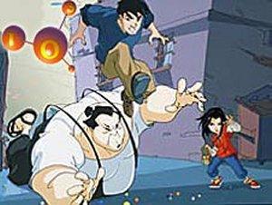 Dessins animés : Jackie Chan