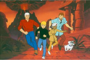 Dessins animés : Jonny Quest