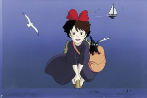 Dessins Animés : Kiki la petite sorcière (Majo no takkyūbin)