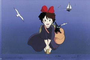 Dessins animés : Kiki la petite sorcière