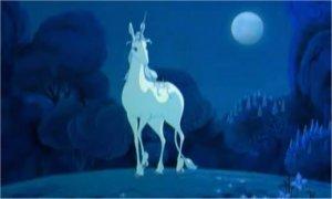 Dessins animés : La Dernière Licorne