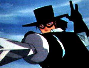 Dessins animés : La Légende de Zorro