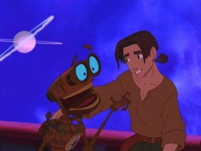 Dessins Animés : La Planète au Trésor (Walt Disney)