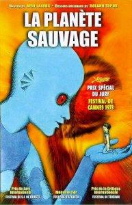 Dessins animés : La Planète Sauvage
