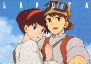 Dessins animés : Le Château dans le Ciel (Laputa de Miyazaki)