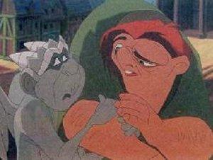 Dessins animés : Le Bossu de Notre-Dame (Walt Disney)