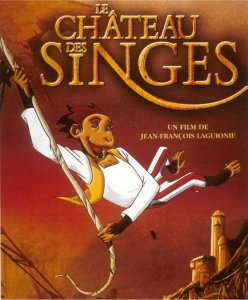 Dessins animés : Le Château des Singes