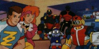 Dessins animés : Le Maître des Bots