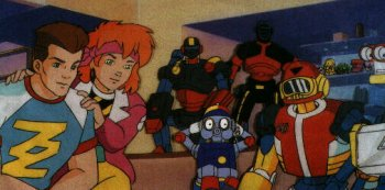 Dessins animés : Le Maître des Bots (The Bots Master)