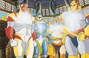 Dessins animés : Le Roi Arthur et les Chevaliers de Justice