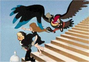 Dessins animés : Le Roi et l'Oiseau