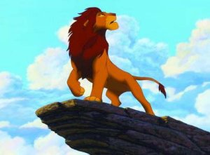 Dessins animés : Le Roi Lion (Walt Disney)