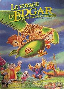 Dessins Animés : Le Voyage d'Edgar dans la forêt magique (Once Upon a Forest)