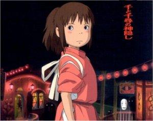 Dessins animés : Le Voyage de Chihiro