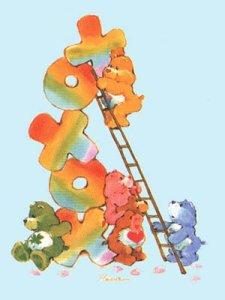 Dessins animés : Les Bisounours (The Care Bears)