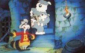 Dessins animés : Les Ratons laveurs (The Raccoons)