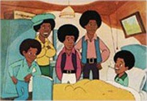 Dessins Animés : Les Jackson 5