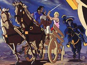 Dessins Animés : Les Voyages de Corentin
