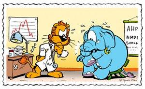 Dessins animés : Loeki le lion